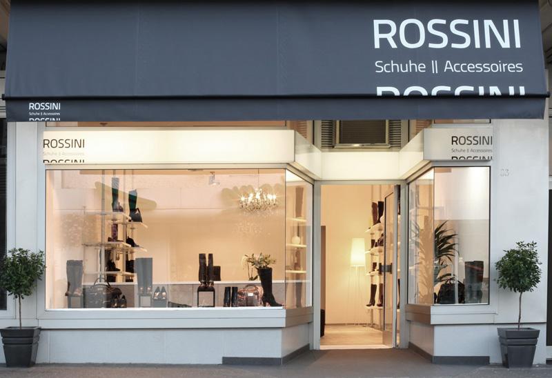 big sale c67de bc0e9 Rossini Schuhe & Accessoires - Grafikerin Clarissa Kloeber