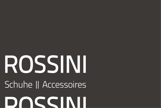 Corporate Design - Rossini Schuhe & Accessoires